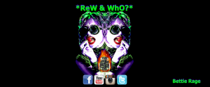 Rew & Who Banner